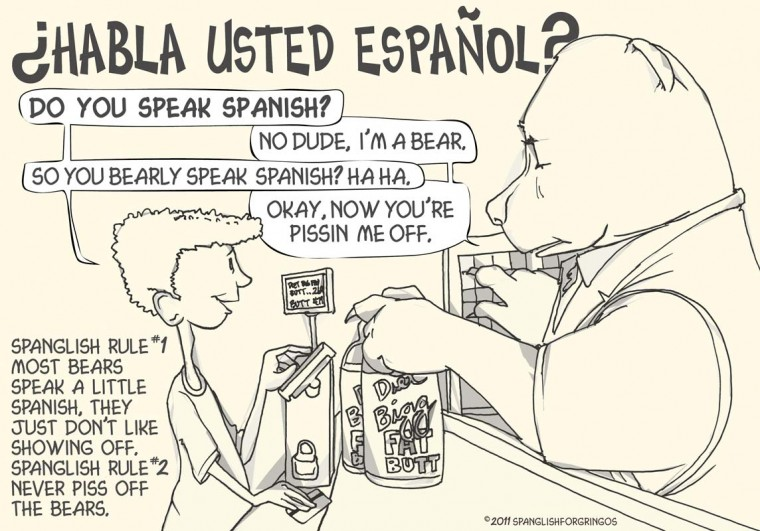 ensenar espanol extranjero: