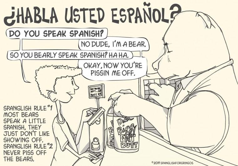 espanol extranjero gratis: