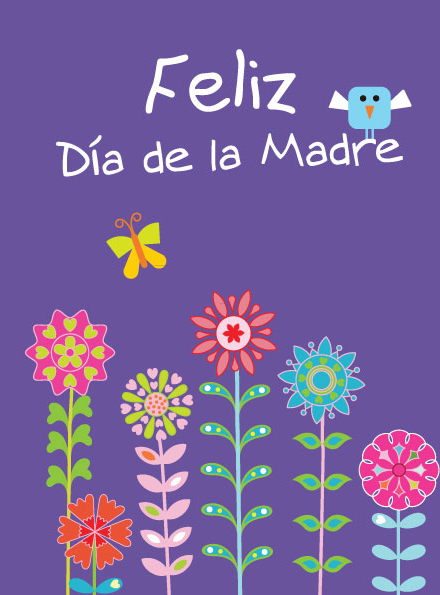 Feliz DIA De La Madre Tarjetas