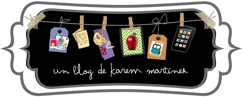 Logo de la web de Karem Martínez Ideasparalaclase.com